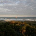 Cocoa Beach on December 31, 2010