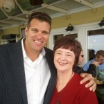 Kathy Perry with Dave VanHoose