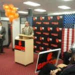 Mayor Dick Greco kickoff campaign