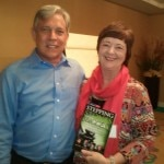 Kathy with Dr. Frank Kinslow
