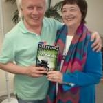 Kathy with John Maxwell Taylor