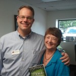 Kathy Perry with Jamie Harden