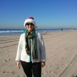Kathy Perry at Huntington Beach - Christmas Day 2011