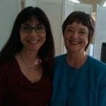Kathy Perry with Caren Taubman Glasser
